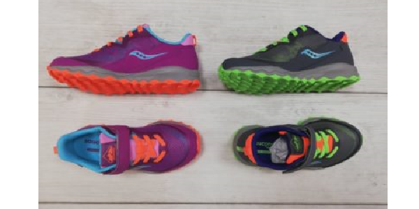 Nouvelle Collection Saucony Enfants