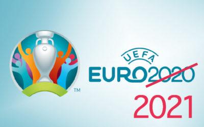C'est parti pour l'Euro 2021!!